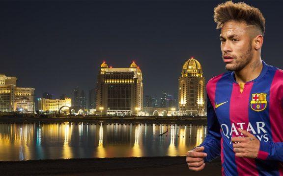 Transfer Neymara dla niekibiców, czyli Katar i polityka