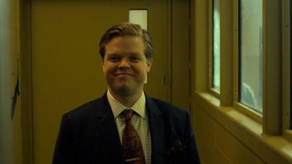 Kadr z serialu: uśmiechnięty Foggy Nelson